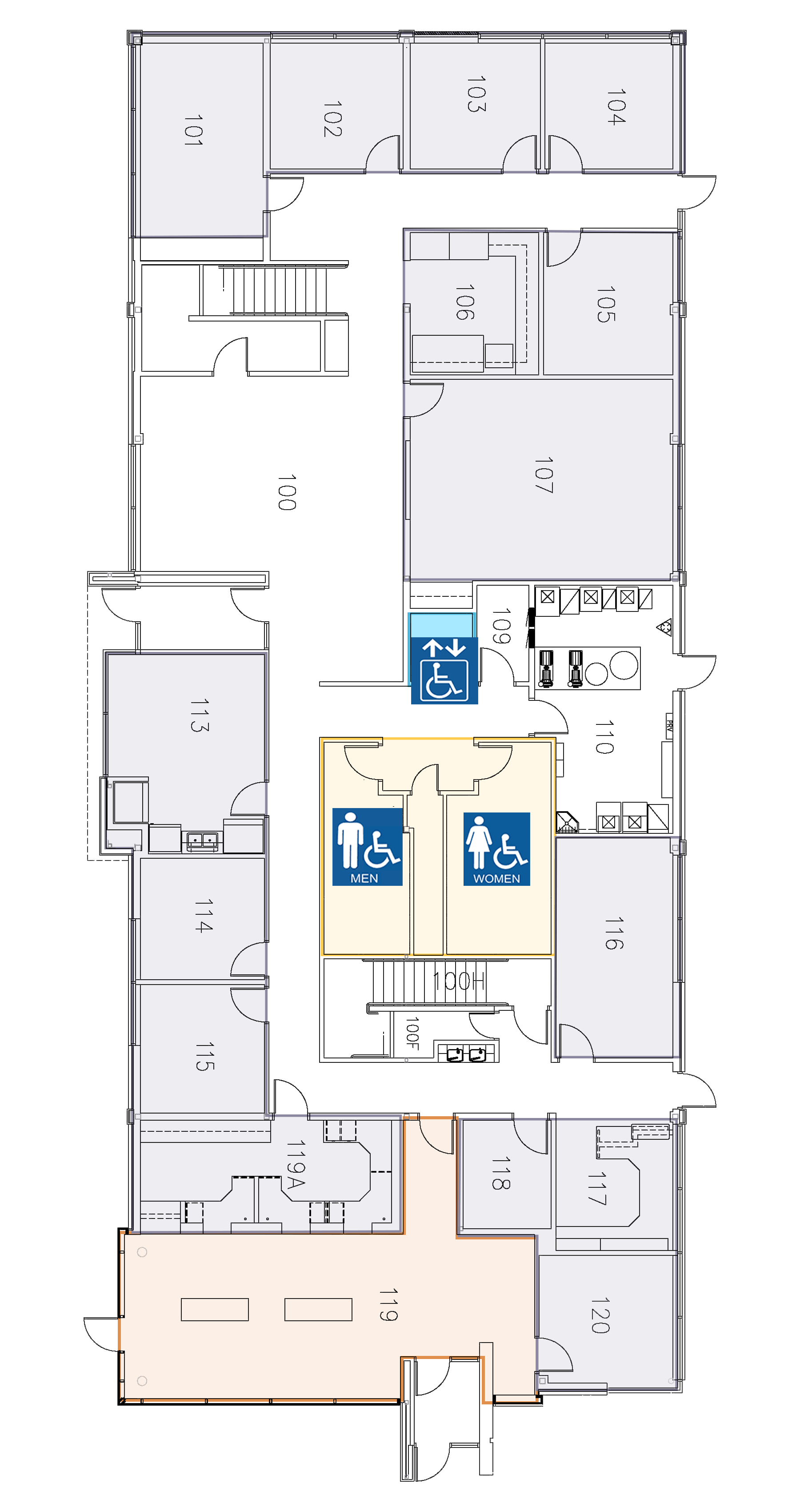 Facilities Complex Level 1