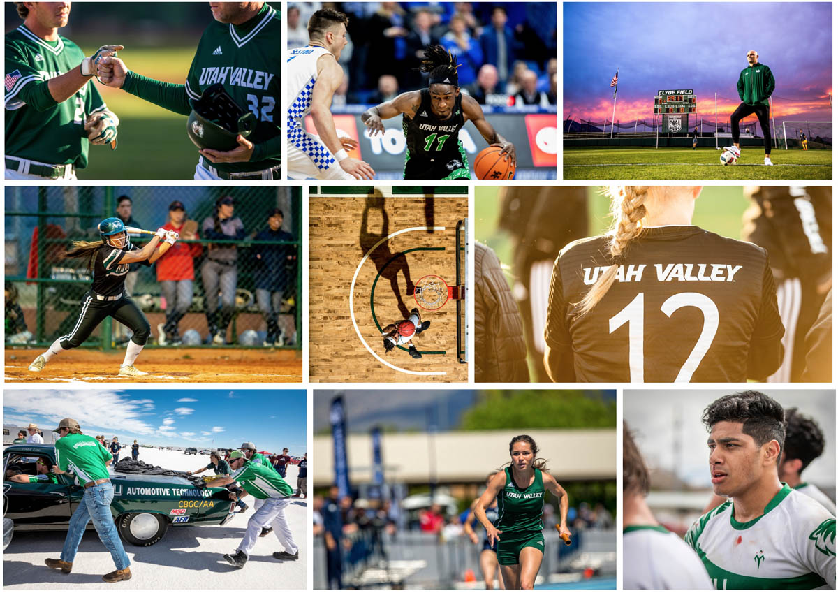 uvu athletics shots