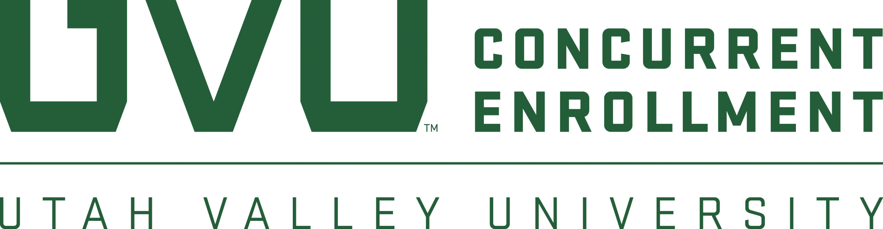 Utah Valley University Concurrent Enrollment