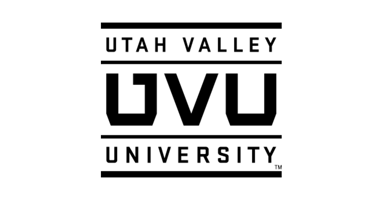 Utah Valley University.  This link will open in a new window or tab.
