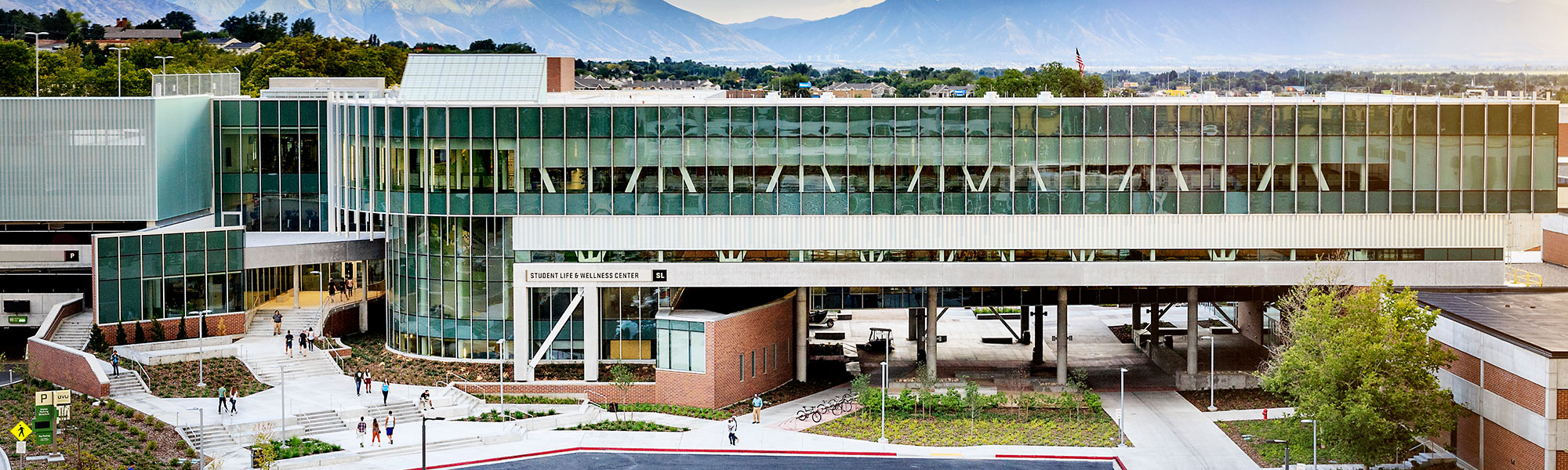 Student Life and Wellness Center | Campus Recreation | Utah