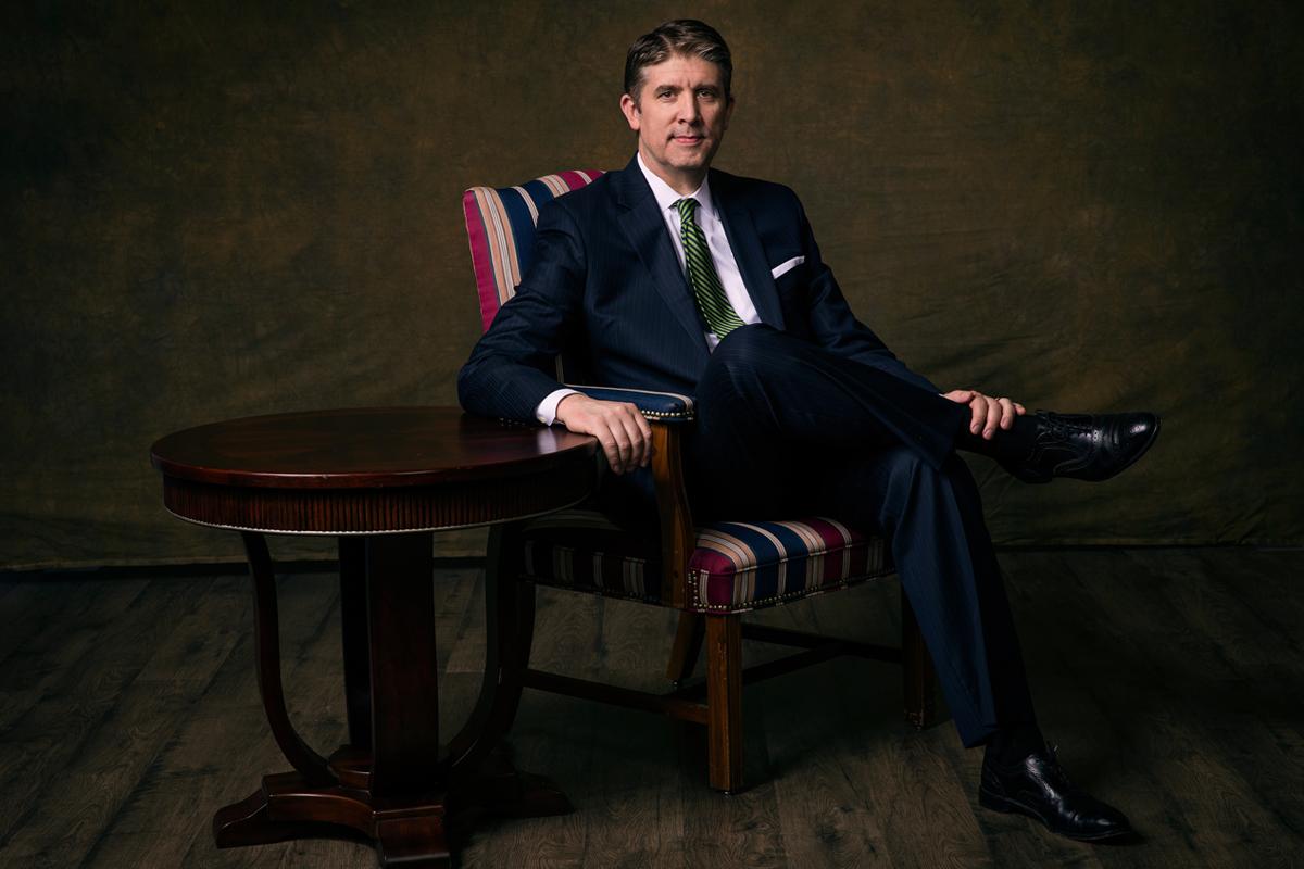 President Matthew S Holland