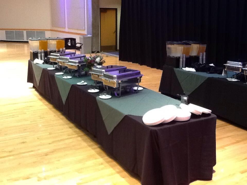 service options catering utah valley university
