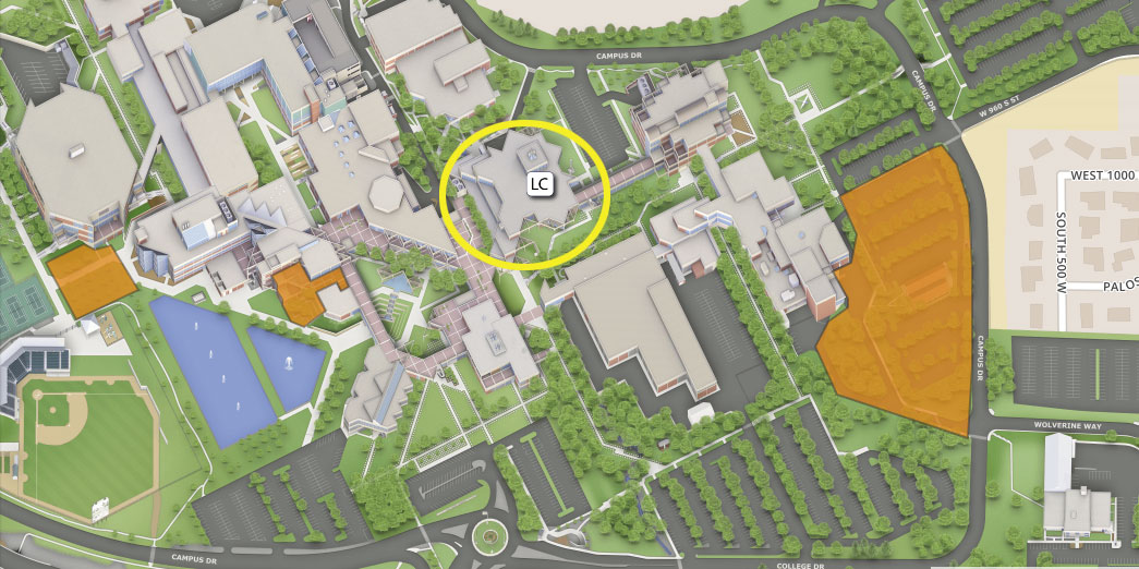 losee center map