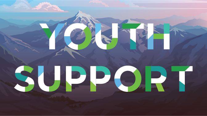 Youth Support illustration