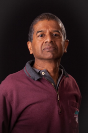 Portrait of Gemini Gunawardena