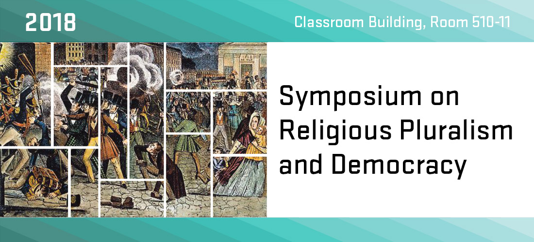 Symposium on Religious Pluralism and Depmocracy