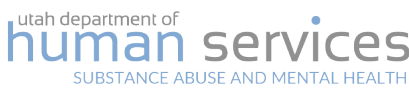 Utah Department of Human Services Substance Abuse and Mental Health Logo