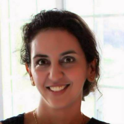 Portrait of Elham Vaziripour