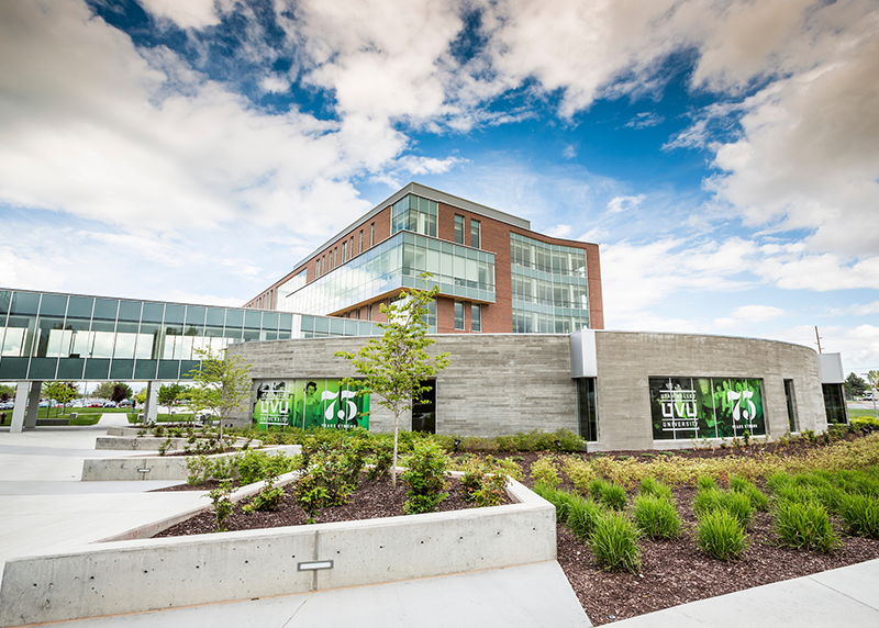 UVU library building