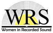 Women in Recorded Sound Logo