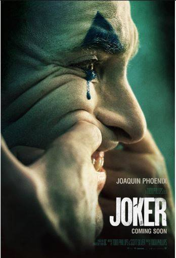 Joker 2019 movie poster