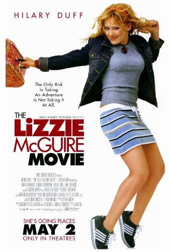 Lizzie McGuire 2003 movie poster