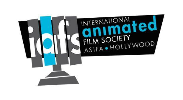 International Animated Film Society Logo