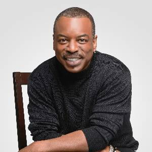 Portrait of LeVar Burton