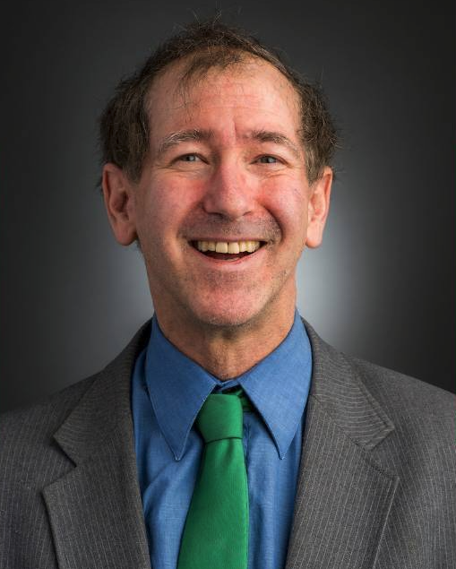 This is a picture of Bob Palais, a member of the faculty advisory board for Utah Valley University's Center for the Study of Ethics.