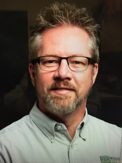 This is a picture of Jeff Peterson, a member of the faculty advisory board for Utah Valley University's Center for the Study of Ethics.