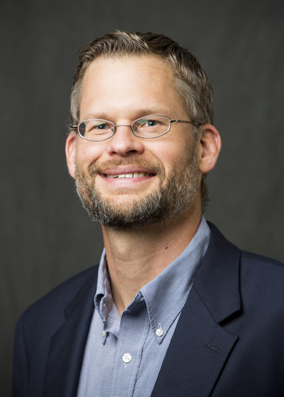 This is a picture of Michael Stevens, a member of the faculty advisory board for Utah Valley University's Center for the Study of Ethics.