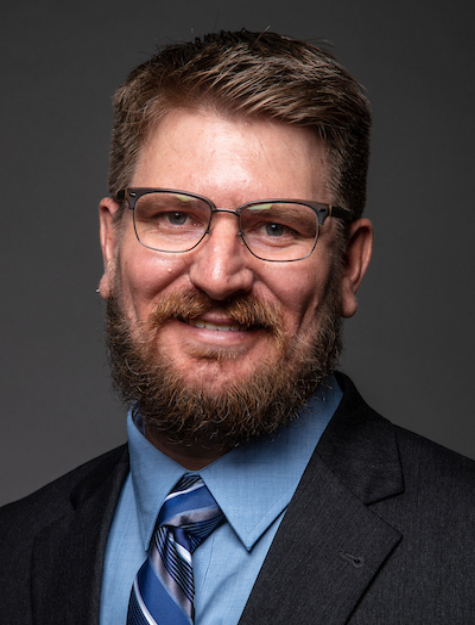 This is a picture of Michael Ballard, a member of the faculty advisory board for Utah Valley University's Center for the Study of Ethics.