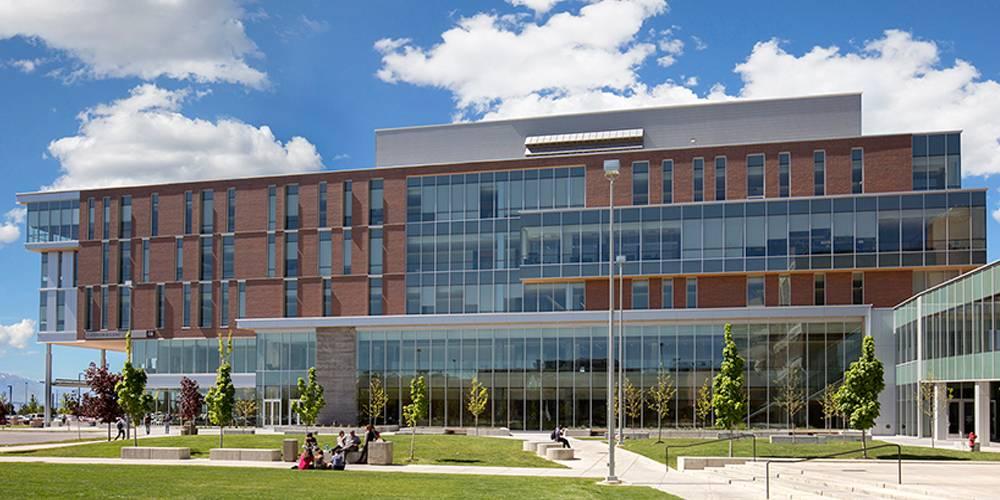 This is the UVU Classroom Building where the Religious Studies Program is based