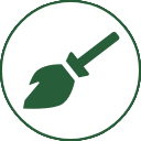 icon of a broom