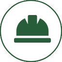 icon of a hard hat