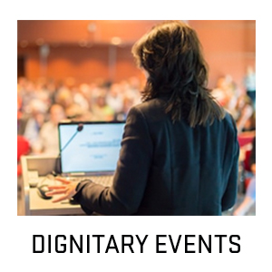 Dignitary Events