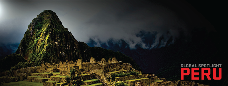 Peru global spotlight banner