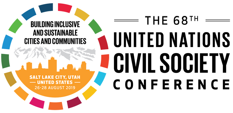 68th UN Civil Society Conference, August 26-28, 2019