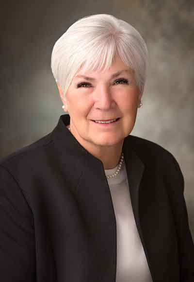 Portrait of Gail Miller
