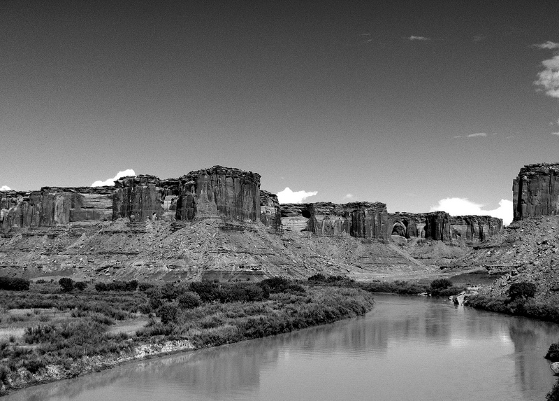 Green River BW