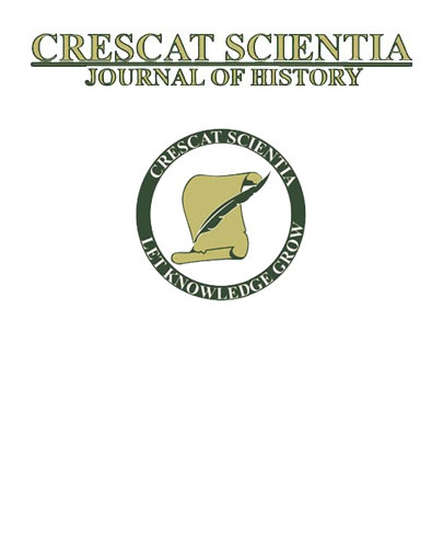 Crescat Scientia Journal of History