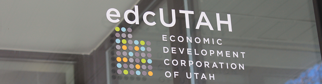 economic development corporation of Utah logo