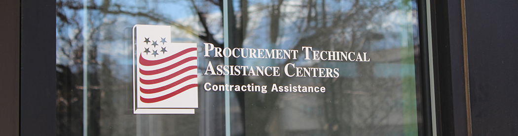 ptac (procurement technical assistance center contracting assistance) logo