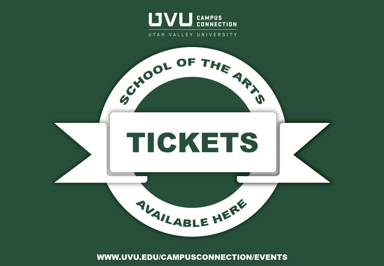School of the Arts Tickets