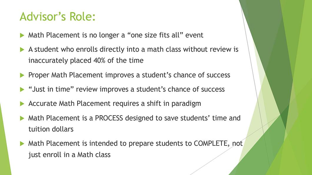 Math QL Requirement slide 25