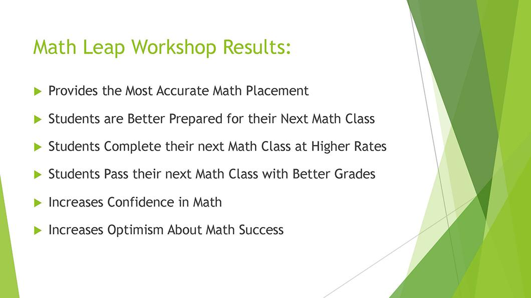 Math QL Requirement slide 18