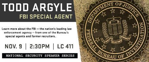 FBI, Todd Argyle