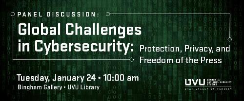 Global Challenges in Cybersecurity
