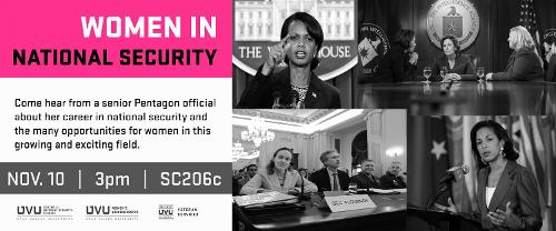 Women in National Security