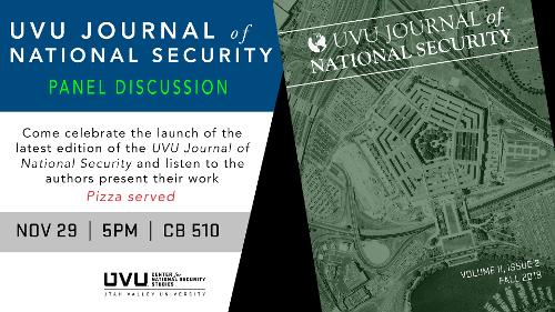 National Security Journal Panel