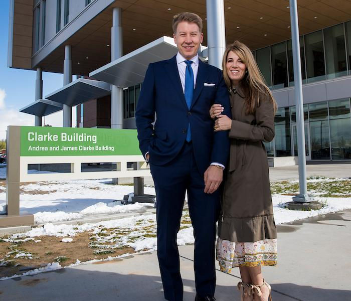 Clarke Building