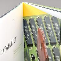 """book that says """"capability"""""""