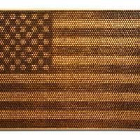 illustration of the United States flag