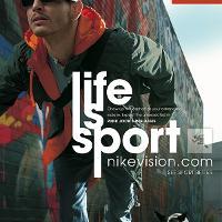 Nike campaign photo