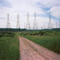 photo of power lines