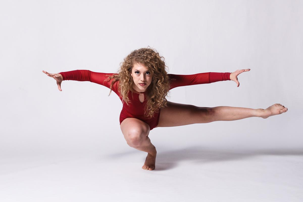 dancer from synergy dance company