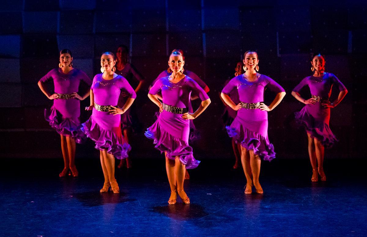 Ballroom Dance Company Department Of Dance Utah Valley