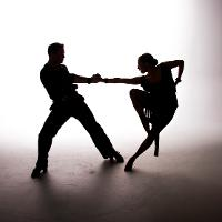 dancers from ballroom dance company