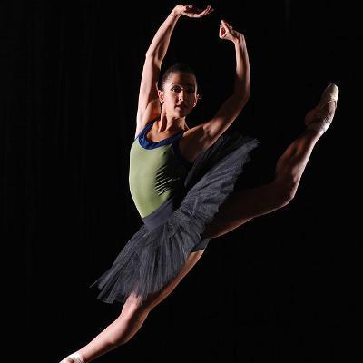 dancer from repertory ballet ensemble